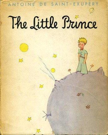 Little Prince Antoine de Saint-Exupery