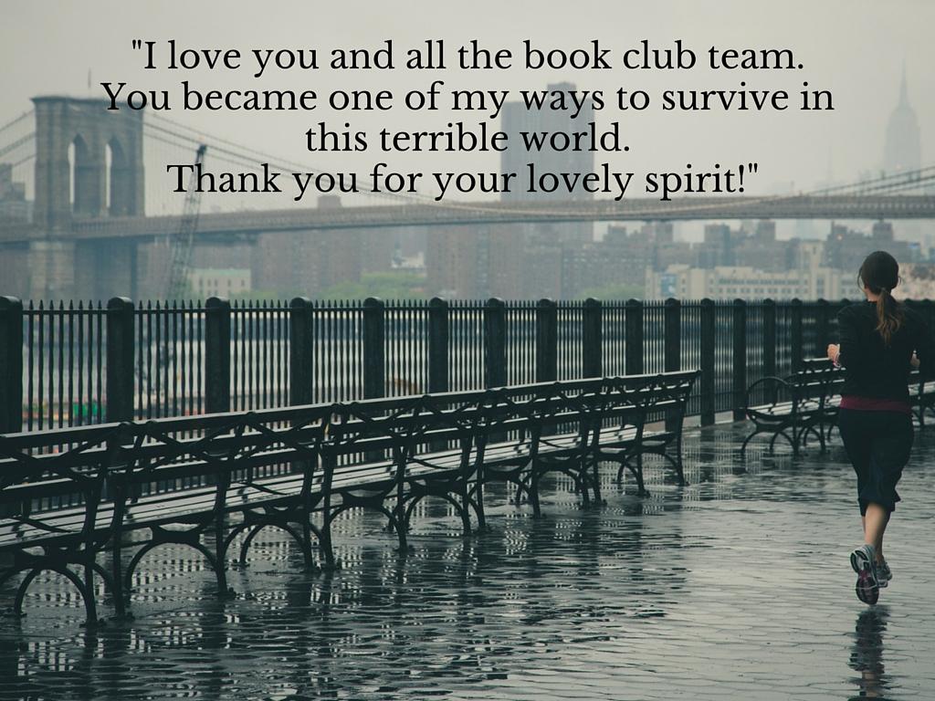 Book Club Member