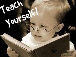 Ensine a sí mesmo.
