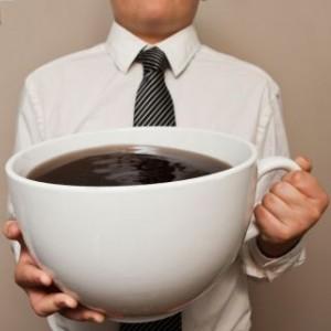 Who's having coffee?