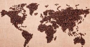 Coffee world's domination.