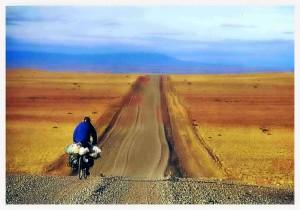 A estrada para o conhecimento, não é bela nem fácil de trafegar.