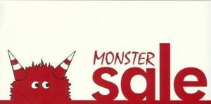 Halloween Coach Shane's Monster sale. Não perca!