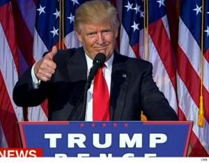 Torcemos para faça um bom governo Trump!