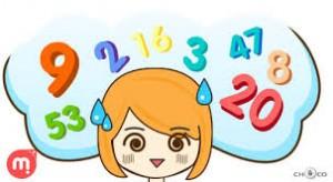 Problemas com números?
